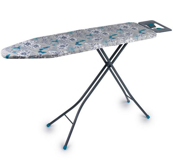 Beldray LA024398 137cm x 38cm Harmony Grey Print Ironing Board