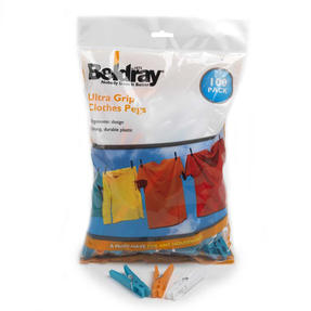 Beldray LA033376 Soft Grip Pegs 100 Pack Thumbnail 3