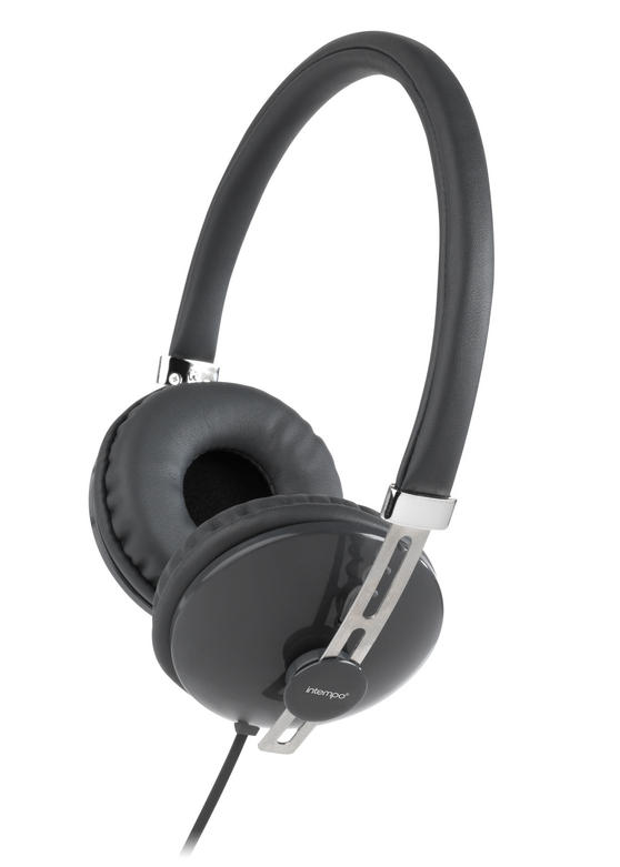Intempo Grey Hubbub Headphones