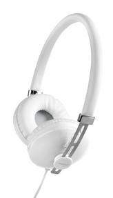Intempo EE1054WHT White Hubbub Over-Ear Headphones