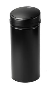 Russell Hobbs BW04514 Round Hands Free Motion Sensor Dustbin/Kitchen Bin, 50 Litre, Black Thumbnail 1