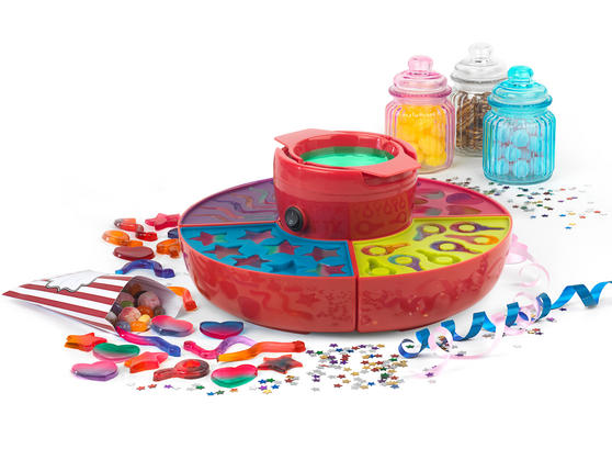 Giles & Posner Red Jelly Sweet Gummy Treat Maker