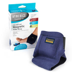Homedics MW-AHC-0EU Hot and Cold Magnetic Ankle Wrap Thumbnail 1