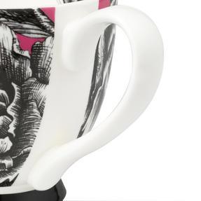 Portobello CM02311 Sandringham Zen Garden Pink Bone China Mug Set of 2 Thumbnail 4