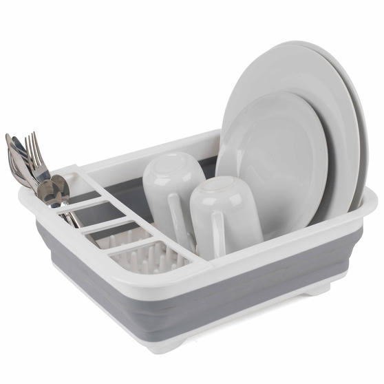 Beldray LA031051 Grey Collapsible Dish Draining Board