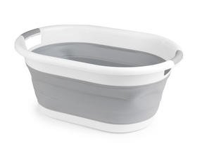 Beldray LA034816 Oval Collapsible Laundry Basket