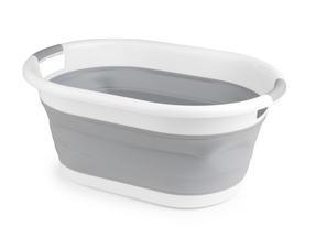 Beldray LA034816 Oval Collapsible Laundry Basket Thumbnail 1