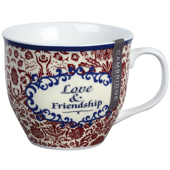 Cambridge Oxford Cranborne Fine China Mug