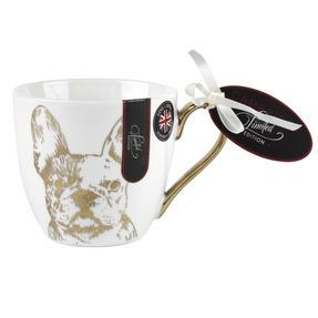 Cambridge CM05045 Kendal Gold Bulldog Fine China Mug Set of 4 Thumbnail 2