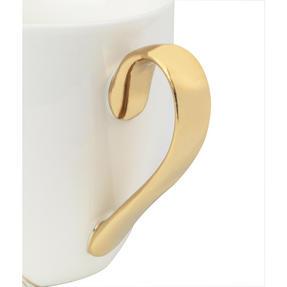 Cambridge CM05045 Kendal Gold Bulldog Fine China Mug Set of 4 Thumbnail 4