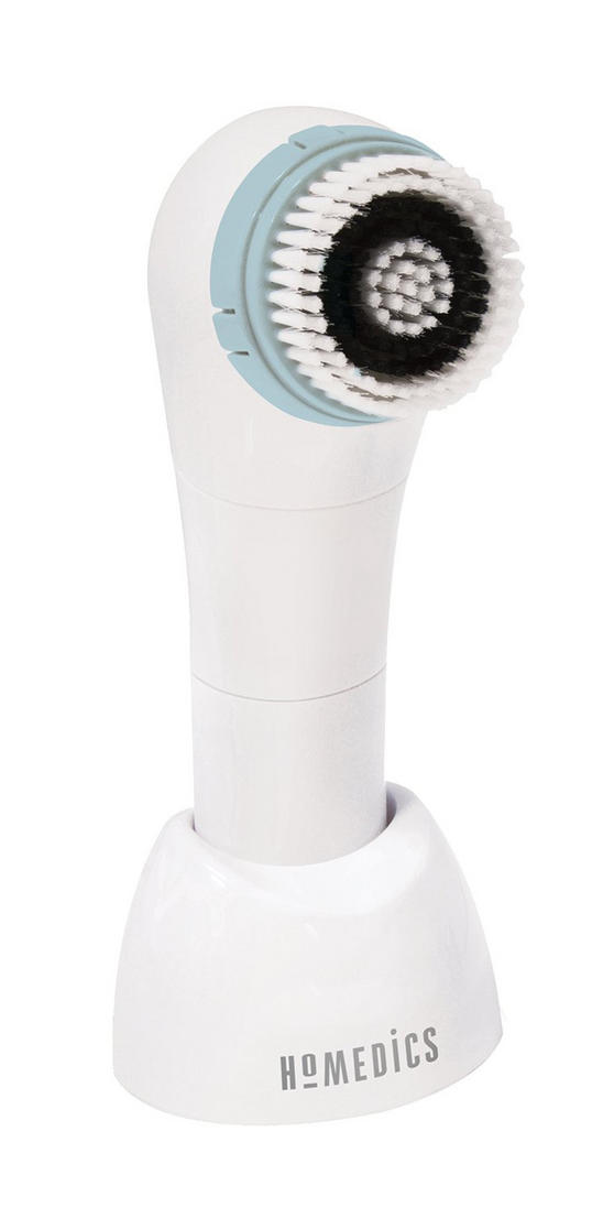 HoMedics FAC-500-EU Deluxe Facial Cleansing Brush with Accessories