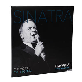 "Intempo EE1502STK Sinatra The Voice The Legend LP Vinyl Record, Remastered, 12"" Thumbnail 1"