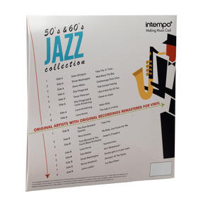 Intempo EE1498 Jazz Collection 50s and 60s LP Vinyl Record Thumbnail 2
