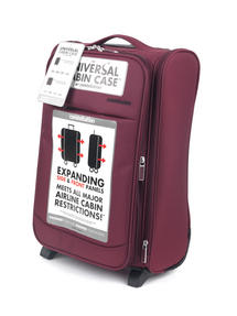 Constellation Universal Cabin Case, 33 Litre, Raspberry Thumbnail 8