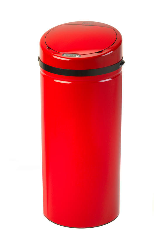 Russell Hobbs BW04514 Round 50L Sensor Bin Red