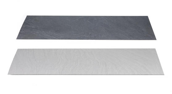 Beldray EH1398 Reversible Laminate Hearth Insert ? Granite and Stone Thumbnail 1