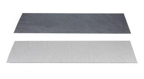 Beldray EH1398 Reversible Laminate Hearth Insert ? Granite and Stone