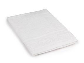 Frette P500720 White Cotton Hand Towel 60 x 110 cm