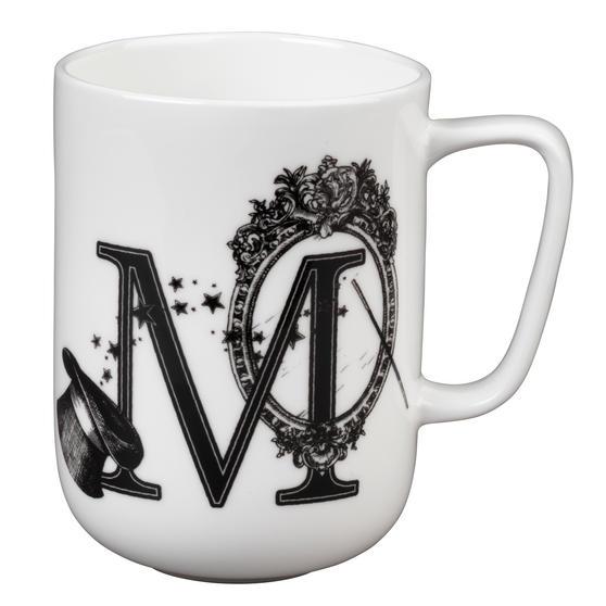 Portobello Devon Magic Mirror Bone China Mug