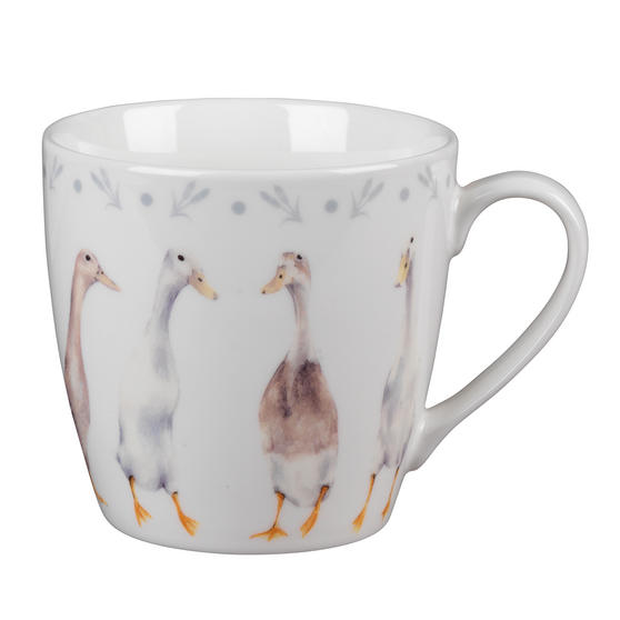 Cambridge CM04282 Harrogate Duck Friends Fine China Mug