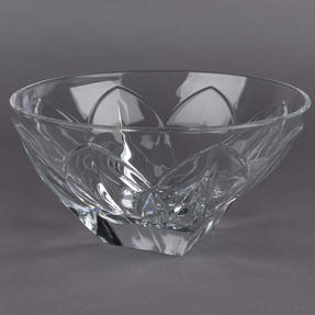 "RCR 25255020006 Ninphea 10"" Crystal Centrepiece Bowl"