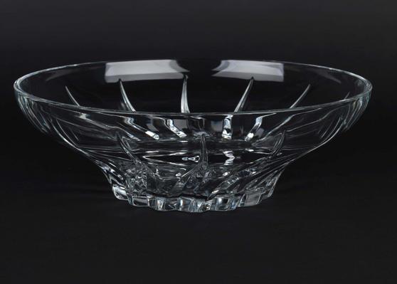 RCR 25886020006 Timeless Trix Crystal Centrepiece 30cm Bowl