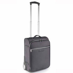 "Constellation LG00431CCSAMIL Dorchester Cabin Suitcase, 18"", Grey Thumbnail 4"