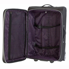 "Constellation LG00431CCSAMIL Dorchester Cabin Suitcase, 18"", Grey Thumbnail 5"