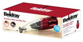 Beldray BEL0499 Cordless Wet and Dry Vac Thumbnail 5