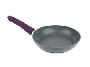 Progress BW04954 Forged Aluminium Purple 24 cm Non Stick Frying Pan Thumbnail 1