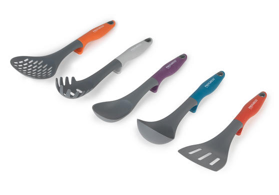 Progress BW05096 5 Piece Elevated Utensil Set