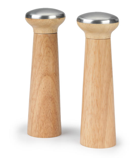 Progress Set of 2 Nordic Salt and Pepper Mills