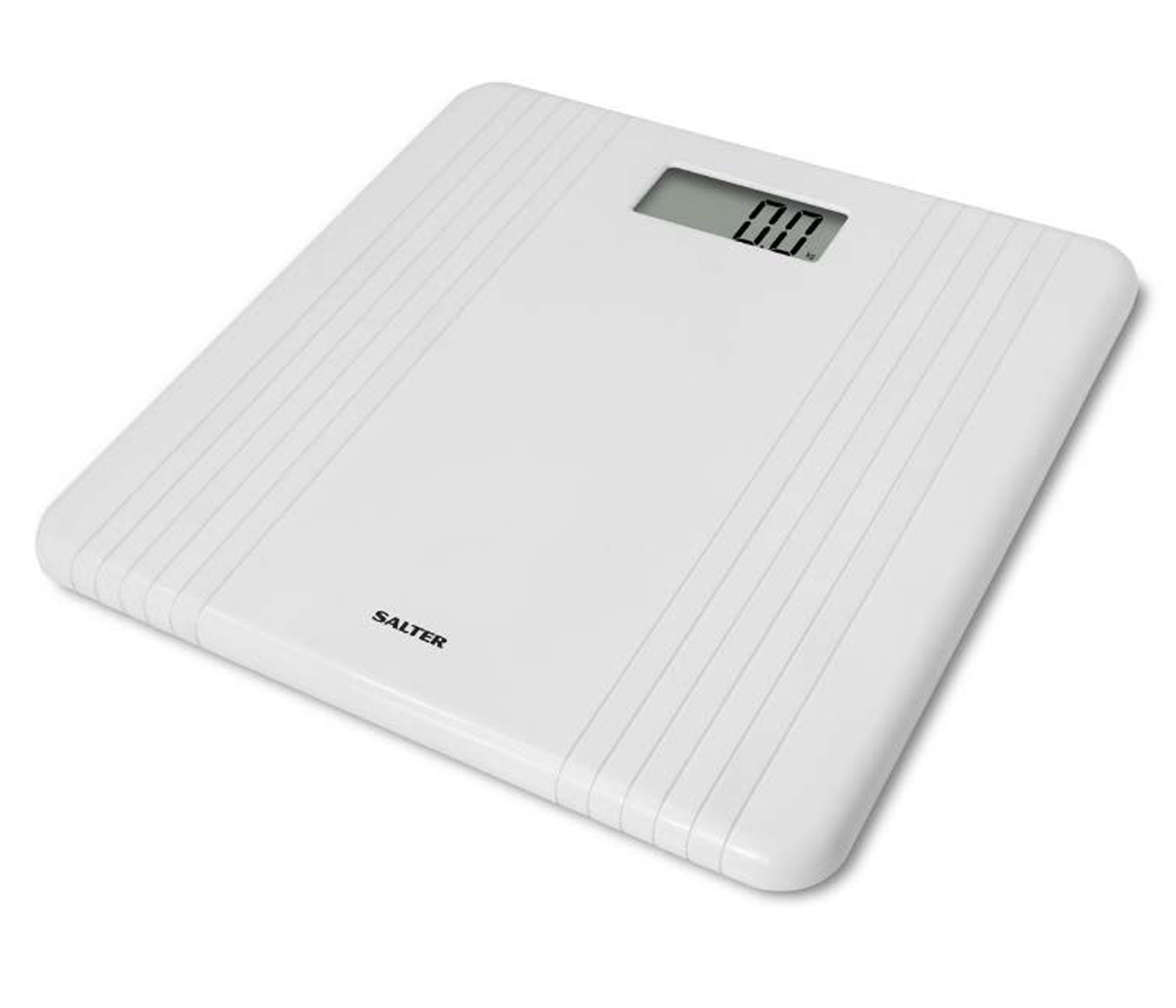 Salter 9083wh3t Digital Lcd Display Kitchen Scale Scales