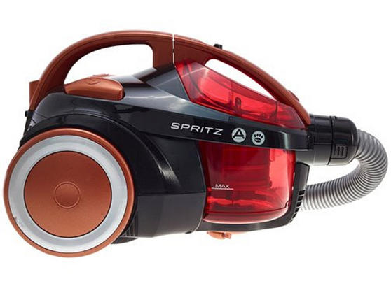 Hoover 39001171 Spritz Bagless Cylinder Vacuum Cleaner