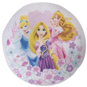 Character World Disney Princess Dreams Shaped Cushion Thumbnail 1