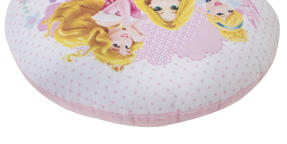 Character World Disney Princess Dreams Shaped Cushion Thumbnail 3