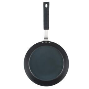 Salter Carbon Steel Pan for Life Frying Pan, 24 cm, Black Thumbnail 2