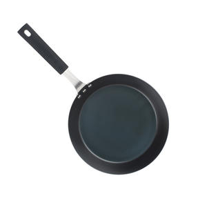 Salter Carbon Steel Pan for Life Frying Pan, 24 cm, Black Thumbnail 4
