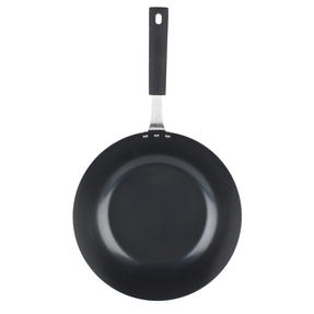 Salter Black Pan for Life 28 cm Wok Thumbnail 2