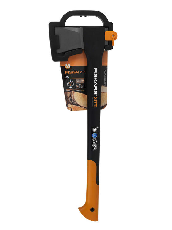 fiskars 1000606 splitting axe x17 gardening equipment. Black Bedroom Furniture Sets. Home Design Ideas