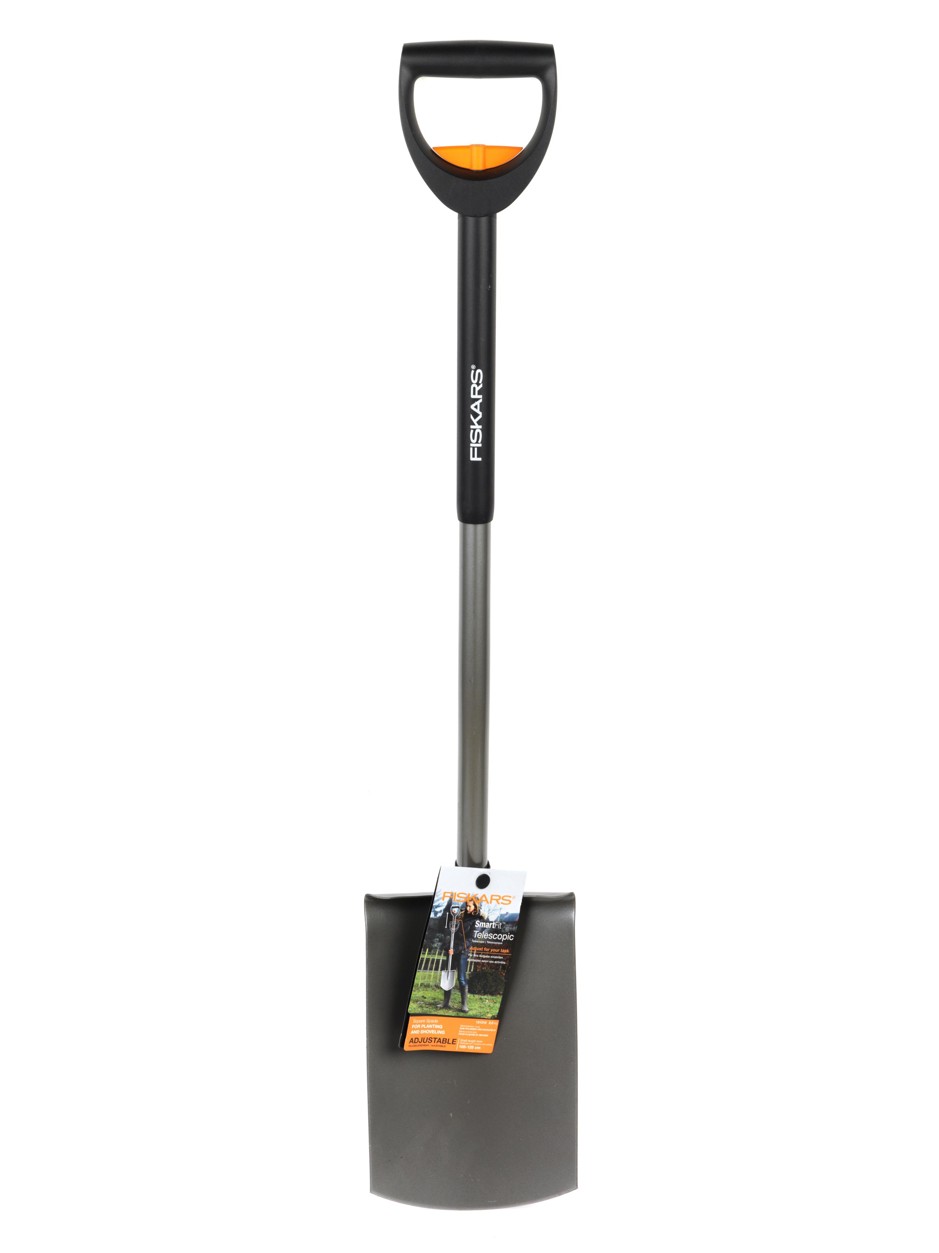 Ny Fiskars 1000620 Smart-Fit Rounded Garden Spade | No1Brands4You FS31