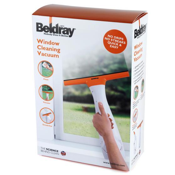 Beldray Window Cleaning Vacuum Thumbnail 2