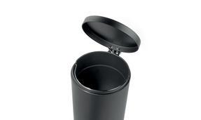 Beldray LA038050BLK 30 Litre and 5 Litre Round Black Pedal Bin Set Thumbnail 4