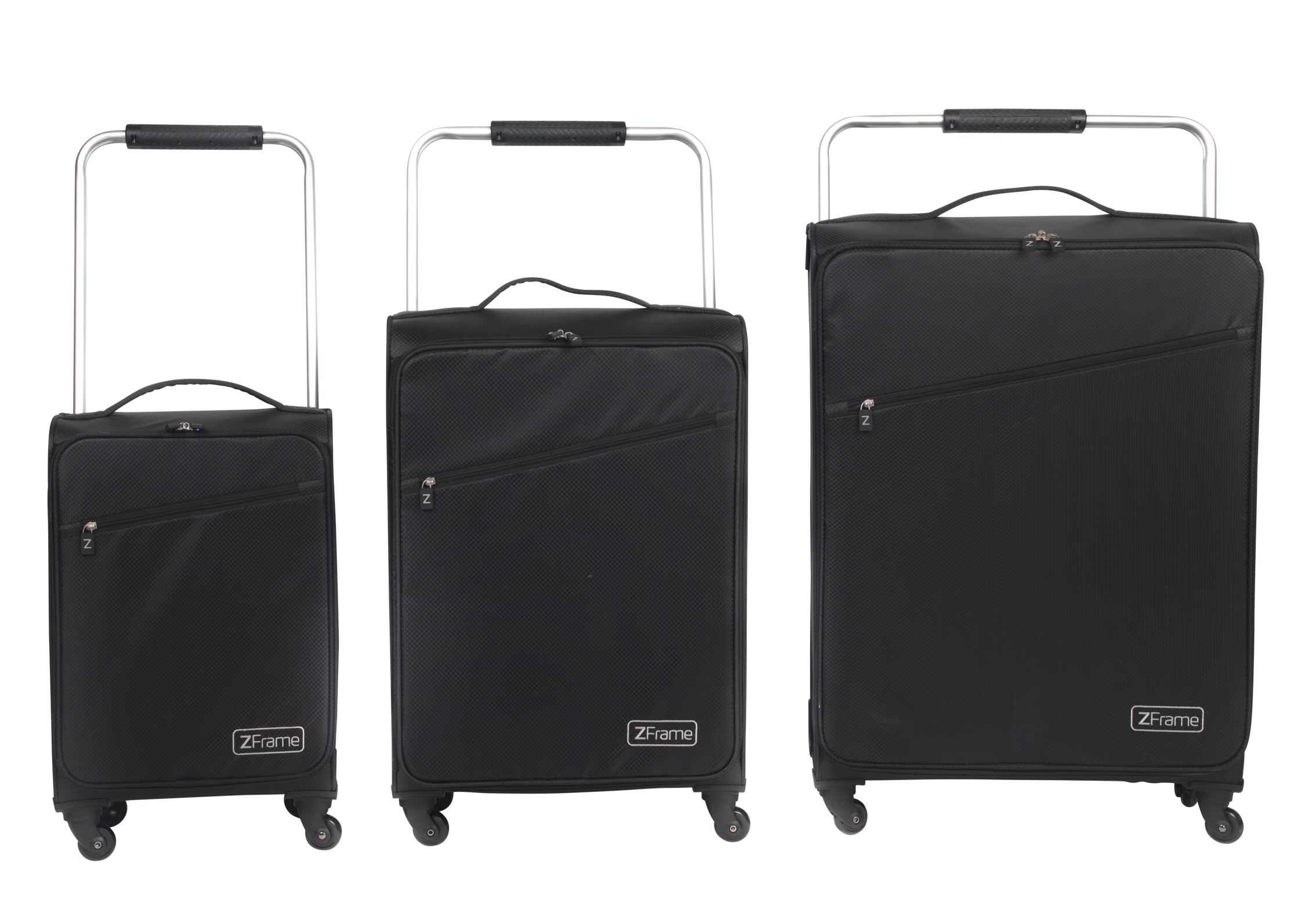 Z Frame Lightweight Luggage Suitcase 26