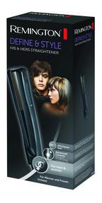 Remington S2880 Unisex Define and Style Hair Straightener Thumbnail 2