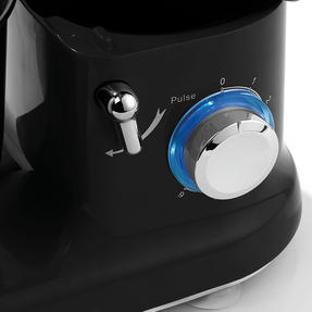 Salter EK2290 Food Stand Mixer 600 Watt Black and White with 4.5 Litre Bowl Thumbnail 7