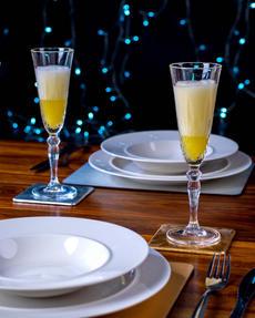 RCR 25600020006 Crystal Melodia Champagne Flutes Set of 6 Thumbnail 4