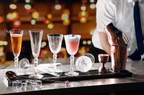 RCR 25600020006 Melodia Crystal Champagne Flutes, 160 ml, Set of 6 Thumbnail 4