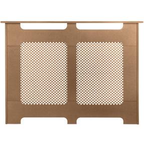 Beldray EH1838STK Wooden Radiator Cover, 100% FSC, Medium, Natural Finish Thumbnail 2