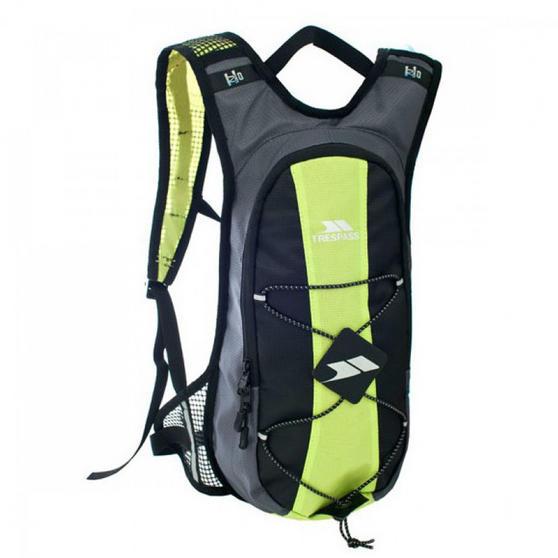 Trespass UAACBAG20001K Kiwi Zumba Hydration Backpack
